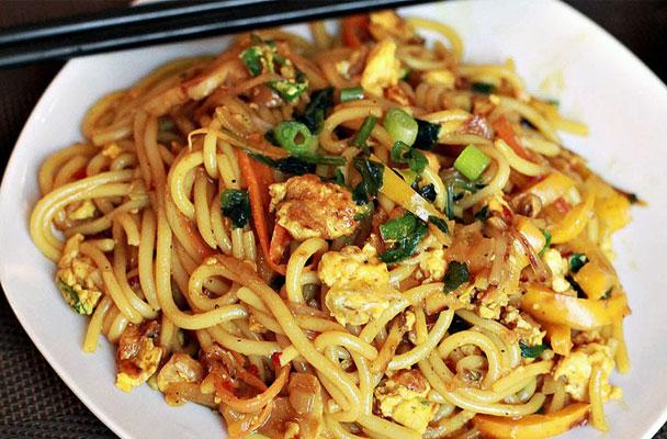 Vermicelli di soia con verdure croccanti parliamo di for Lecitina di soia in cucina
