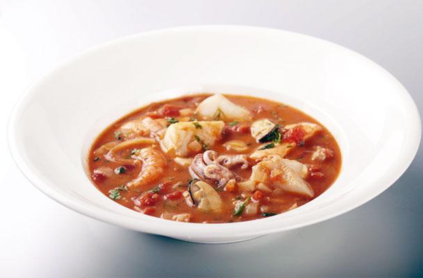 Zuppa di pesce alla francese bouillabaisse parliamo di for Piatto della cucina povera
