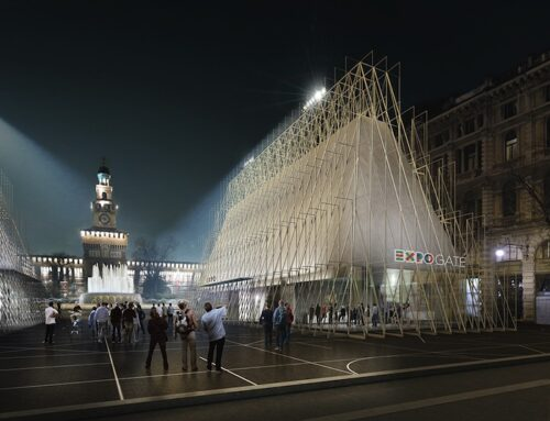 Milano inaugura Expo Gate