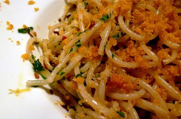 Spaghetti con bottarga e limone parliamo di for Spaghetti ricette