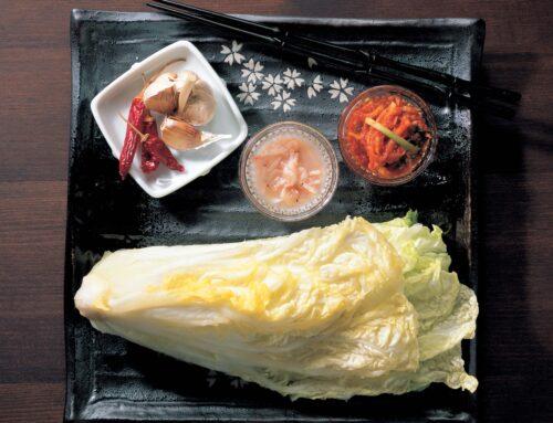 A scuola di kimchi, ma non solo