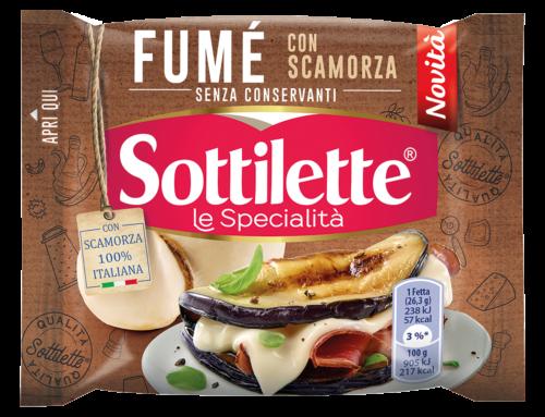 Sottilette Fumé, prodotto dell'anno