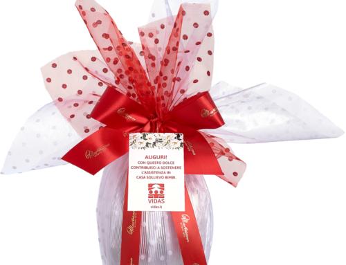 Uova di cioccolato limited edition per VIDAS