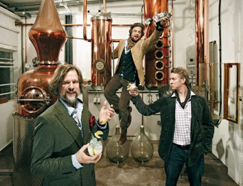 Arriva in Italia il mitico Sipsmith Gin