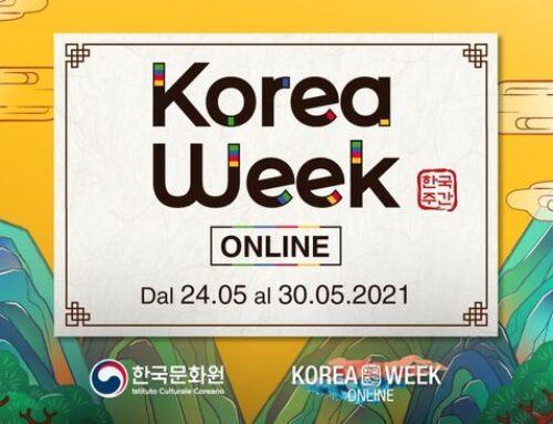 Cucina e moda per la Korea Week 2021