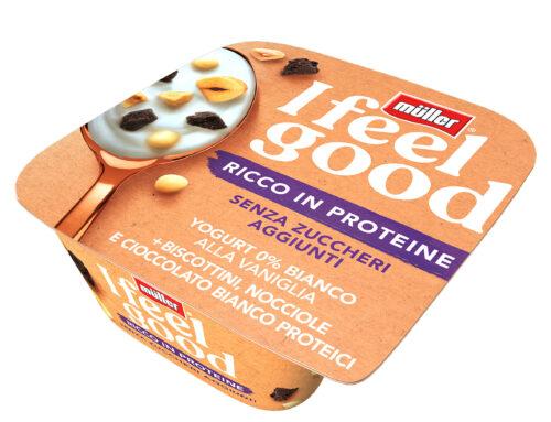 I Feel Good: yogurt fra gusto e benessere