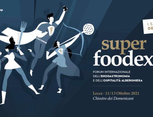 FoodExp 2021: Supereroi della gastronomia